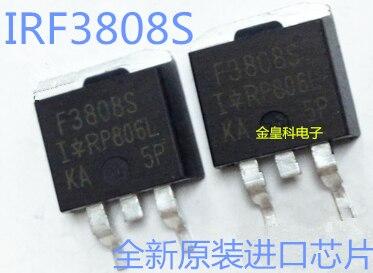 10 шт./лот IRF3808S F3808S N 263 75В 106A