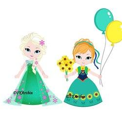 Princess Cutting Dies 2020 New Die for Card Layering Die Photo Album Scrapbooking Fustelle Stencil Craft Dies Girl Birthday