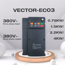 VFD 380V 1.5kW/2.2KW/4KW Variable Frequency Drive 3-Phases Speed Controller Inverter Motor Angisy EC03 Free-Shipping
