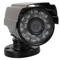 SOONHUA Analog Camera 3.6mm Dome Camera 24 LED IR CUT Metal Housing Security Cameras AHD 1080P