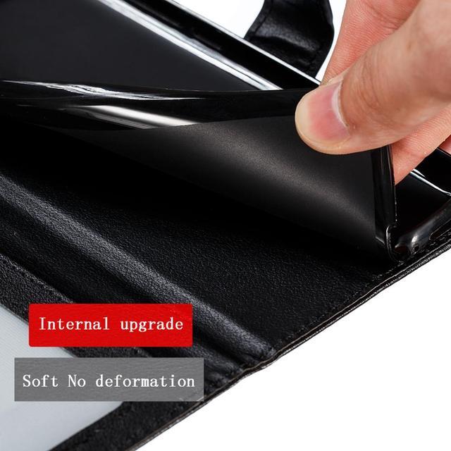 For Samsung A52 A72 A71 A02S A11 A12 A21S A31 A32 A41 A42 A51 A71Flip Leather Wallet Case For Galaxy A52017 A6 A7 A8 2018 Case 5