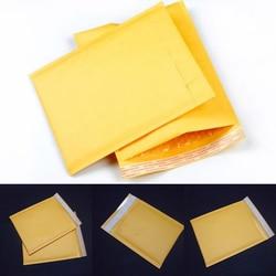 Kraft Bubble Mailers Gevoerde Enveloppen Verzending Zak Zelf Seal Business School Kantoorbenodigdheden Mailing Zakken Papieren Enveloppen