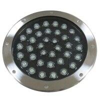 LED إضاءة تحت الأرض 36W دفن راحة الطابق إينجروند يارد مسار مصباح بعمود في الهواء الطلق الإضاءة