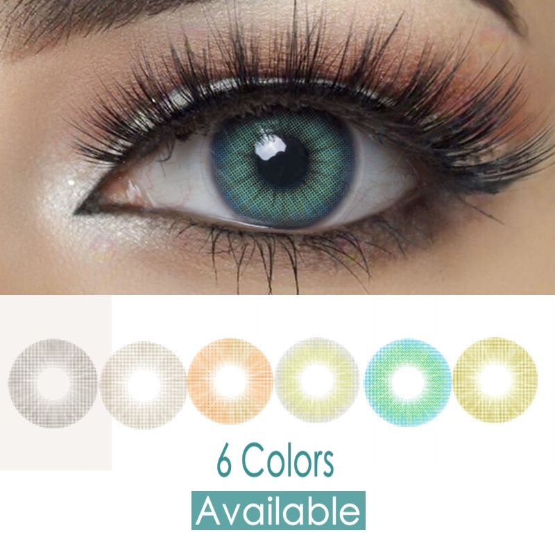 Hidrocor Ll Colored Contacts