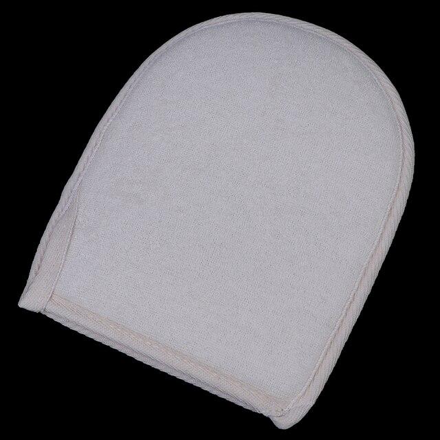 1 Pcs Sisal Bath Glove Bath Remove Bath Exfoliating Gloves Bath Body Scrubber New 1