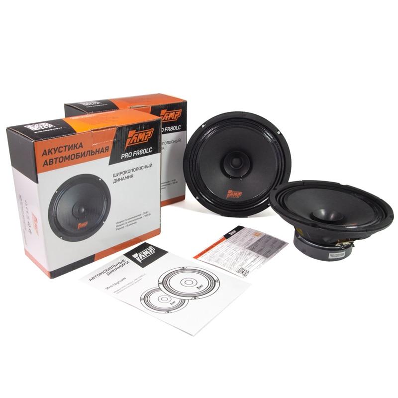 Pop Acoustics AMP PRO FR80LC Broadband (1 Piece)