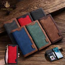 Leather Flip A50S A70E A40 A30 A20 A10S A51 A71 A01 A11 A21 A41 Case For Samsung S9 Plus S10E S20 Ultra Note 10 Pro Magnet Cover