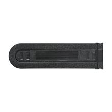Prowadnica do piły łańcuchowej osłona pochwy osłona uniwersalna płyta prowadząca do Stihl 8 cali-12 cali czarny tanie tanio JimBon NONE CN (pochodzenie) chain saw Chainsaw Bar Cover