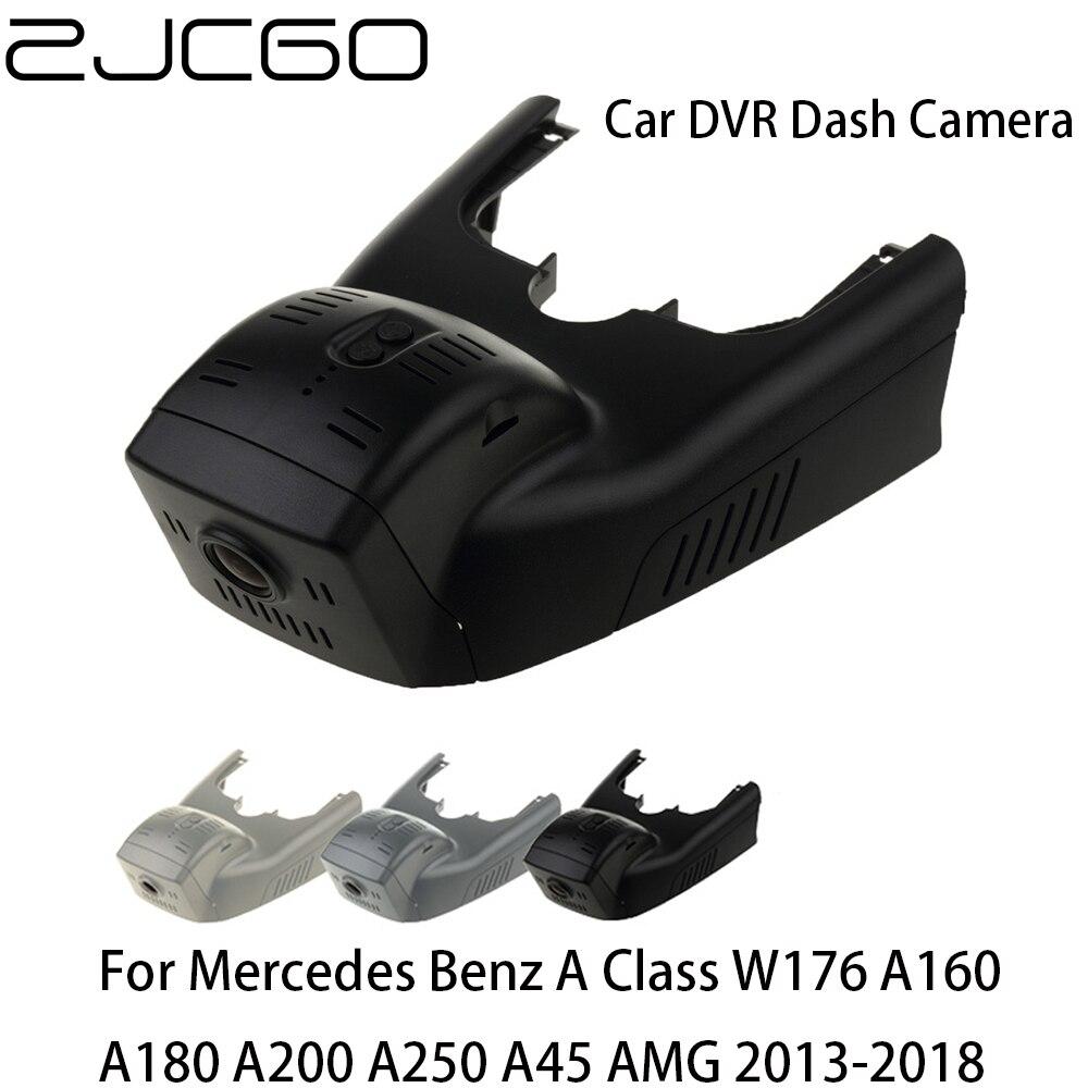 Car DVR Registrator Dash Cam Camera Wifi Digital Video Recorder for Mercedes Benz A Class W176 A160 A180 A200 A250 A45 AMG
