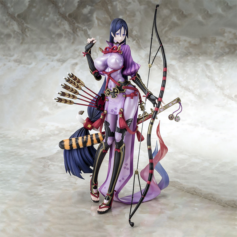 Fate/Grand Orde Berserker Minamoto No Raiko PVC Action Figure Anime Figure Model Toys Sexy Girl Figure Collection Doll Gift