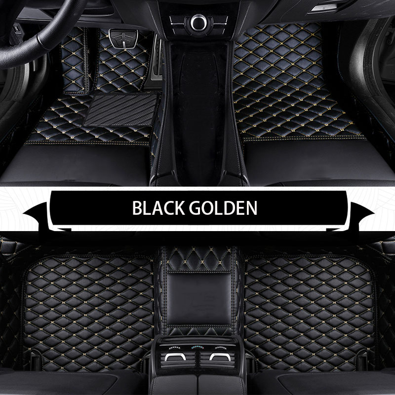 Car floor mats for mercedes w212 w204 ml w164 vito gla w205 cla w220 e class w169 w176 w221 w210 viano w203 car floor mats
