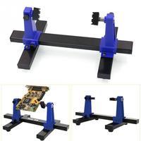 360 graus de rotação ajustável suporte da placa de circuito impresso quadro pcb solda e montagem braçadeira fixação gabarito ferramenta