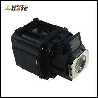 Happybate elplp63/v13h010l63 substituição lâmpada do projetor com habitação para EB-G5750WU  EB-G5800  EB-G5900  EB-G5950  powerlite 4200 w