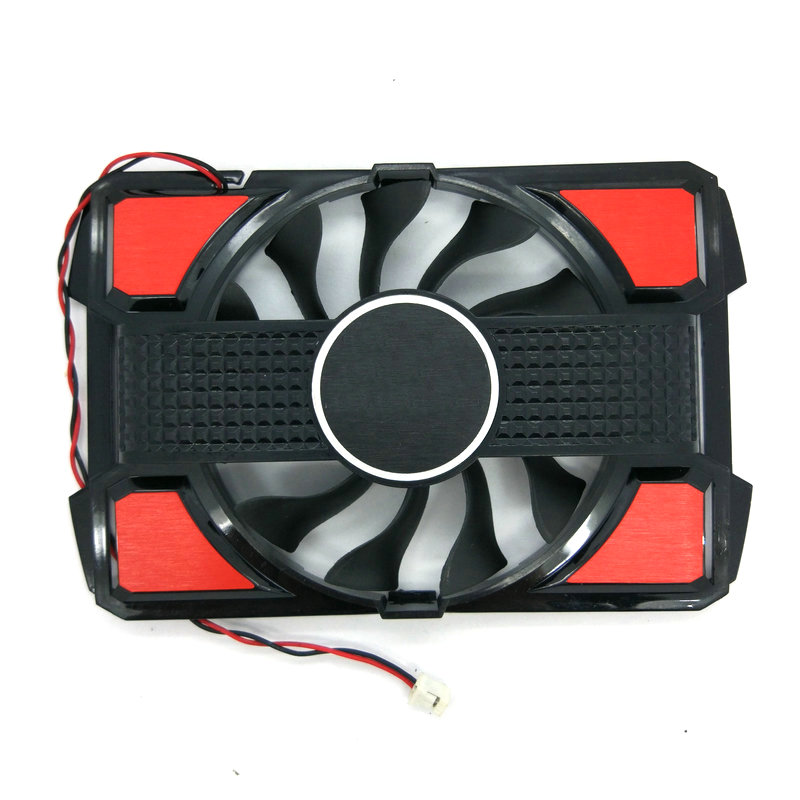 Original for ASUS RX 550 <font><b>GT630</b></font>-2GD3 EAH5570 6570 6670 4670 Graphics Video Card Cooling <font><b>fan</b></font> image