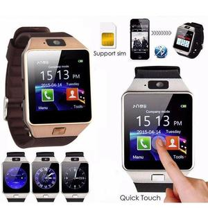 Screen Smart Watch Dz09 With Camera Bluetooth Wristwatch Sim Card Smartwatch For Ios Android Phones Support Multi Language