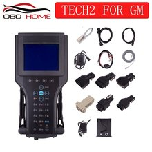 OBD2 Tech2 diagnosi Tech-2 Flash Tester per GM/SAAB/OPEL/suzuki/Holden/ISUZU aggiungi 32MB Card KO per gm mdi vxdiag per gm Scanner