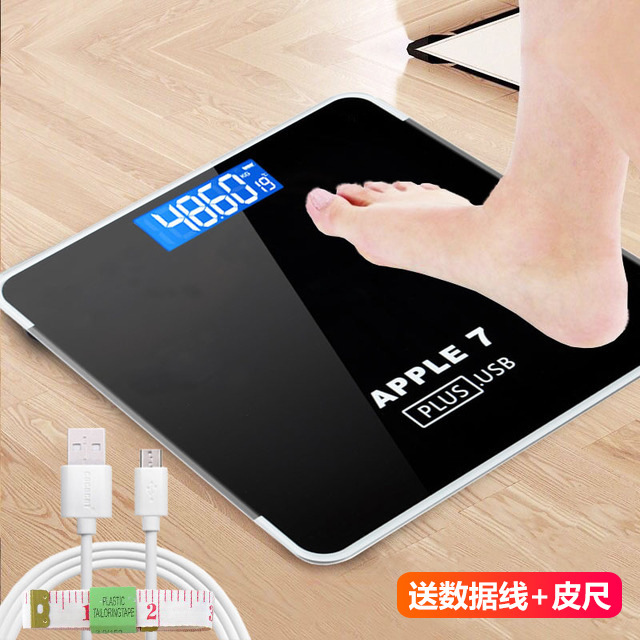 Scale Weight Scales Weights Body Basculas Digitales Bathroom Weigh Electronic