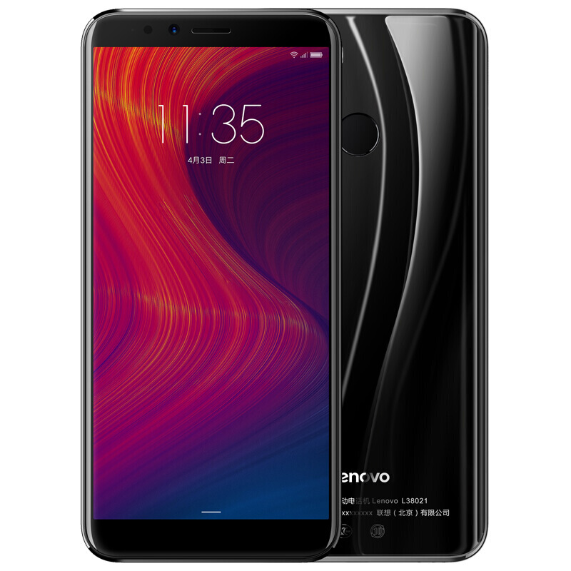 In Stock Lenovo K5 Play 3GB 32GB Black Smartphone 5.7