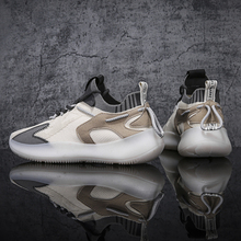 Summer new running shoes men's fashion trend students young