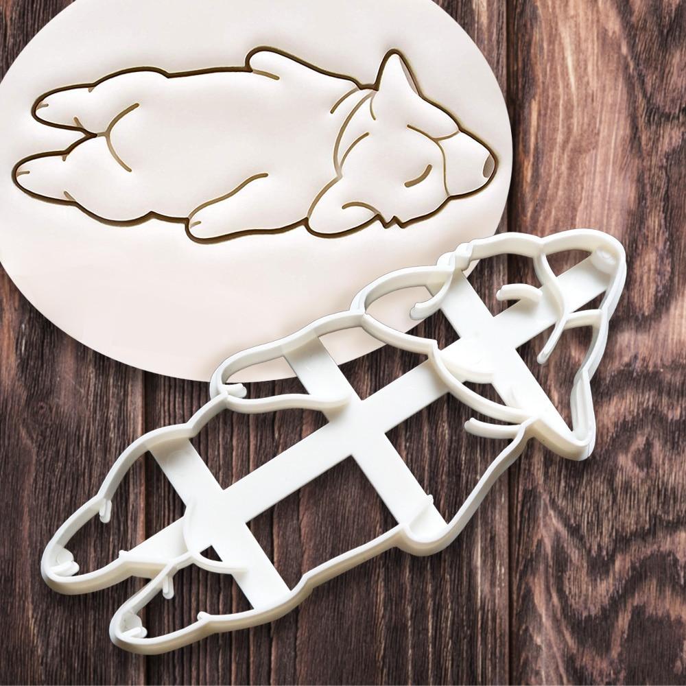 CORGI Cookie Cutter-Chien Biscuit Cutter-fondant 3 Tailles