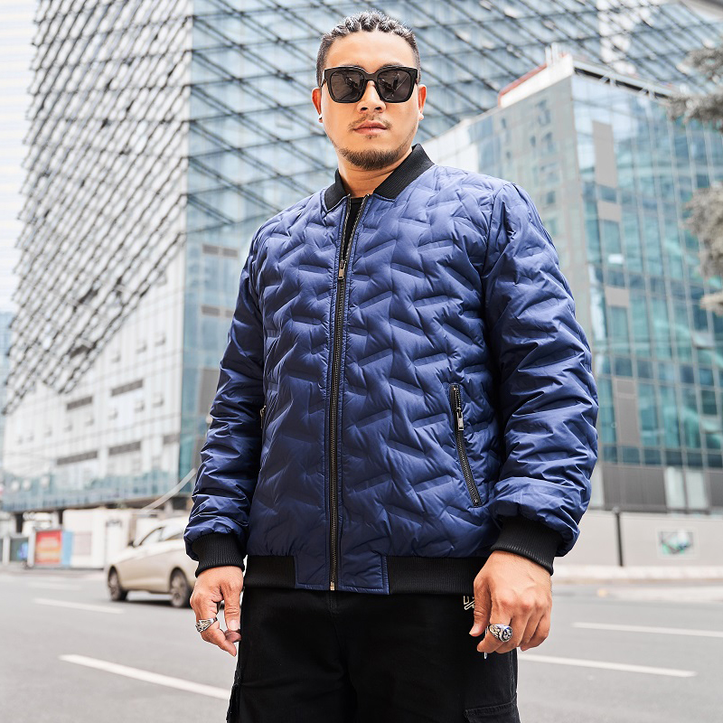 Winter Jacket Mens Casual Thermal Thick Coat Blue Black Parka Male Warm Outwear Fashion Down Jacket Men Clothing Coat Large 7XL|Parkas| - AliExpress