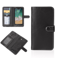 Smart Wallet Wireless Charging Men Women Wallet Adapt For Ipone And Android Capacity 6000 mAh Long Wallet Electronic Toy