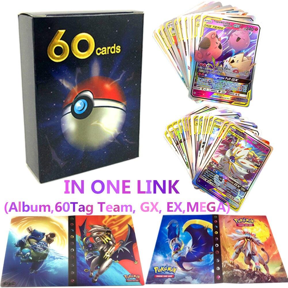 Álbum pokémon suporte para cards, 240 pçs, coleções de brinquedos, cartões pokémon, livro, lista de brinquedos para crianças