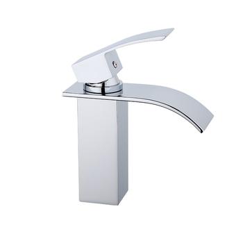 GAPPO water mixer tap Basin sink Faucet bathroom basin faucet mixer single hole brass faucet waterfall toilet bathroom taps 8