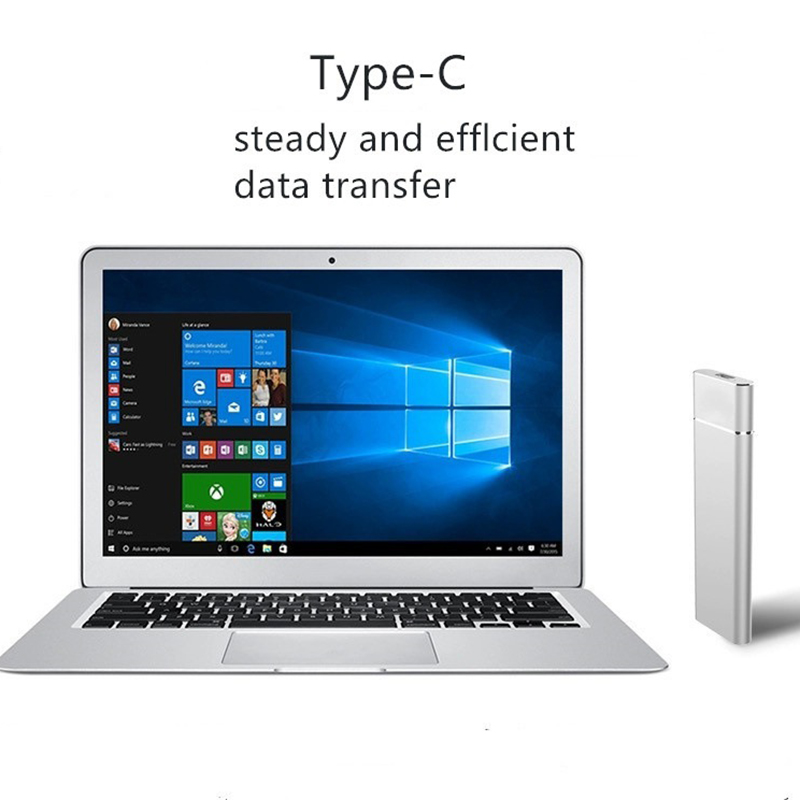 2TB Portable External Hard Drive USB 3.0 HDD Ultra-thin 1TB Hard Disk Storage Devices For Desktop Laptop Computer 5