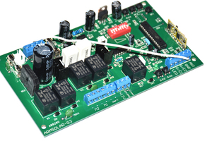 Image 5 - 12V Electronic card motherboard circuit board for Dual wing automatic swing gate opener motor 12VDC
