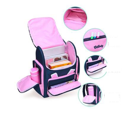 Kid's  School Backpack Girls School Bags Students School Backpack Orthopedic Brand School Backpack Children Shoulder Backpack