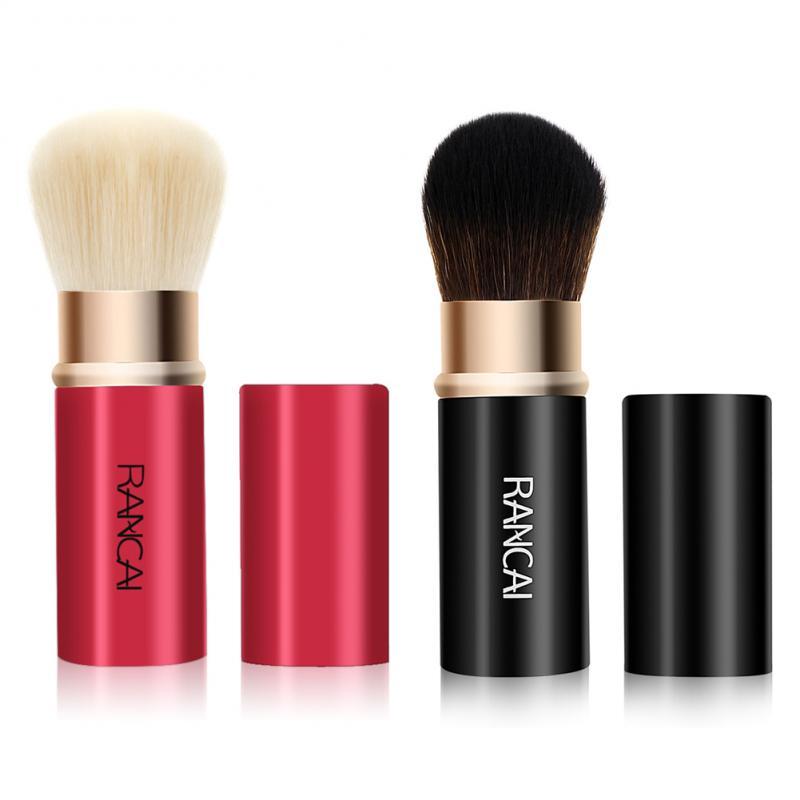 1pcs Retractable Makeup Brushes Powder Foundation Blending Blush Face Brush Cosmetics Beauty Make Up Brush Maquiagem