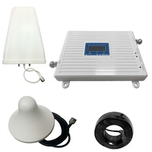4G 2G 900 1800 mhz ثنائي النطاق هاتف محمول مكرر إشارة الخلوية مكبر للصوت GSM DCS LTE الهاتف المحمول إشارة الداعم