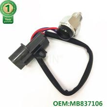 Wysokiej jakości nowy OEM MB837106 przełącznik lampy Senor T F dźwignia zmiany biegów 4WD dla Mitsubishi tanie i dobre opinie GZKAIMIN Czujnik Ciśnienia transmisji CN (pochodzenie) Pojemność Typ Piezoelektryczny Sygnał napięciowy