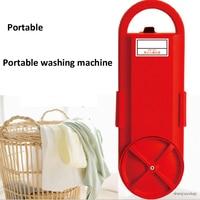 새로운 휴대용 세탁기 가정용 청소 기계 YP-608 미니 시간 세탁기 기숙사/임대 220 v/110 v