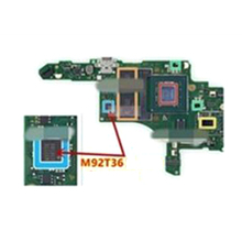 IC Chip motherboard Image power for N S for Switch Battery Charging Chip M92T17 M92T36 BQ24193 PI3USB Audio Video Control IC