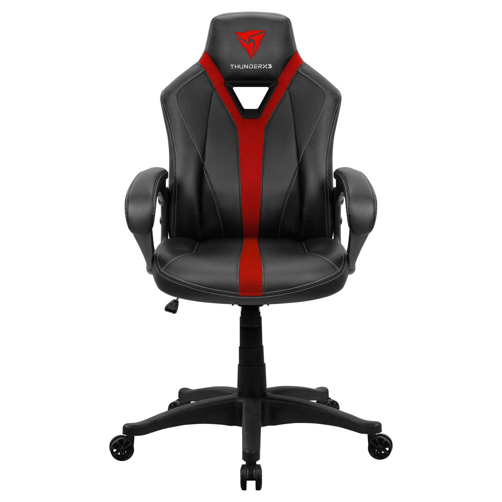 ThunderX3 YC1, Gaming Chair, Technology AIR, Breathable And Microperforada, Red