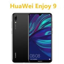 HuaWei – téléphone portable Y7 Pro, écran FHD de 2019 pouces, smartphone, Enjoy 9, 4G LTE, Android, caméra de 13 mp, 8 mp et 2 mp, double Sim, 4 go de RAM, 6.26 go de ROM, batterie de 128 mAh, 4000