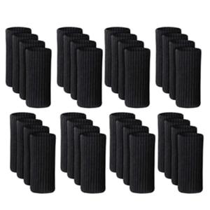 32PCS Knitted Chair Leg Socks Furniture Table Feet Leg Floor Protectors Covers