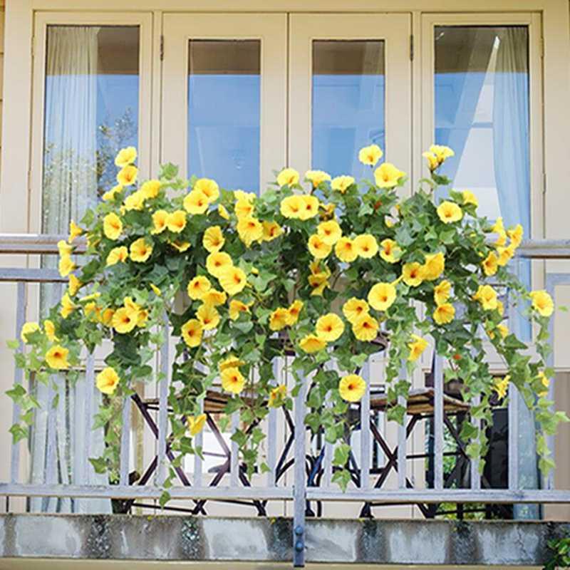 65cm Künstliche Seide Morgen Herrlichkeit Gefälschte Blume Hohe Qualität Für Hochzeit Home Party DIY Tisch Dekoration Groß 1 stücke