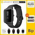 Amazfit bip умные часы глобальная версия английский/испанский/русский gps Smartwatch Android iOS монитор сердечного ритма