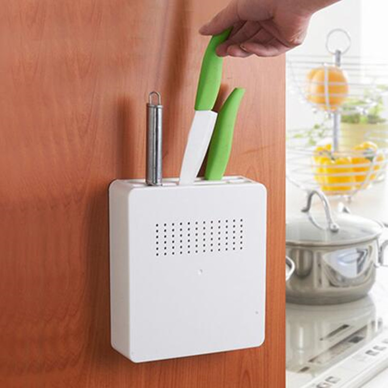 Originality Kitchen Hide Tool Carrier Hanging Type Function Cupboard Tool Accept Luggage Carrier Avoid Punch