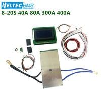 Precio Inteligente BMS 40A 80A 300A 400A 8S 20S Lifepo4 Li Ion Lipo Placa de protección de