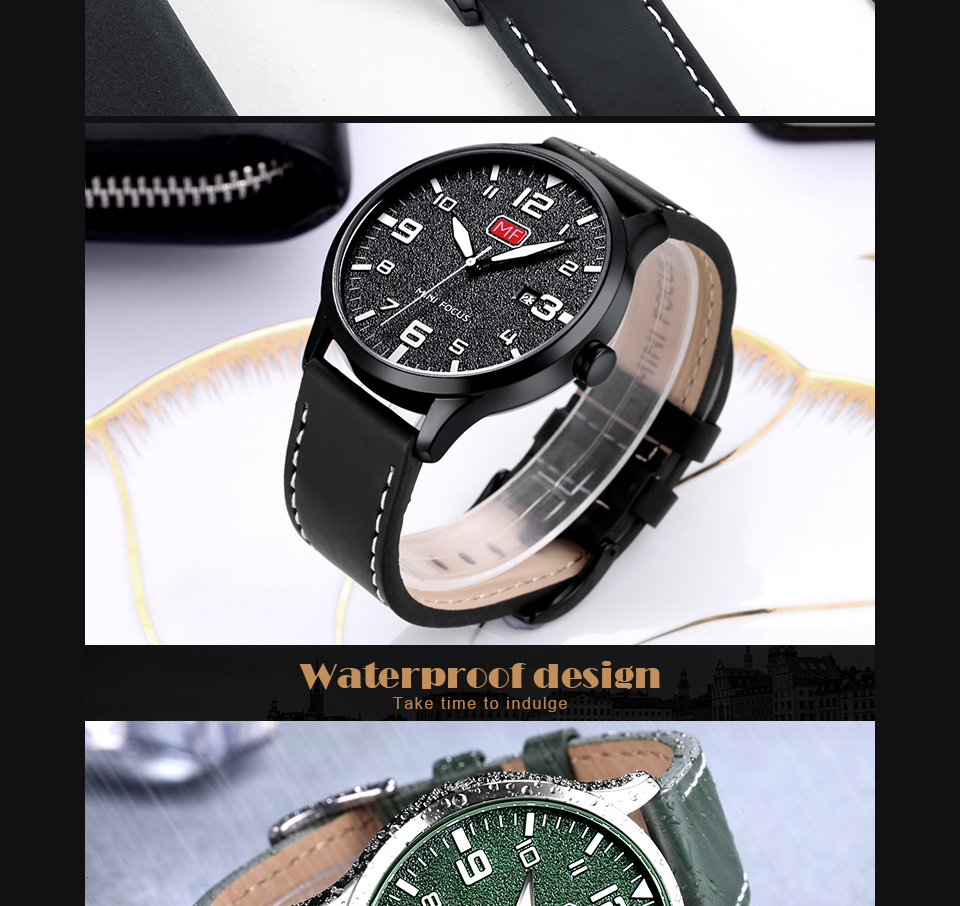 Hca474c861a8c4e8ba1ad66c62599d644d MINI FOCUS Luxury Brand Men's Wristwatch Quartz Wrist Watch Men Waterproof Brown Leather Strap Fashion Watches Relogio Masculino