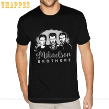 Large and Tall The Originals The Vampire Diaries Tees Shirts Homme Unique Short Sleeve High Quality T shirt Guy 80s Apparel