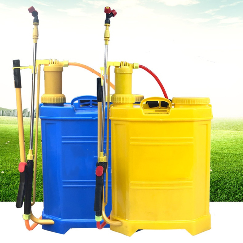 16L Agricultural Manual Sprayer Thickened Hand Pressure Insect Control Pesticide Sprayer Garden Pesticide Water Sprayer