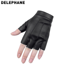 Gloves Hand-Protective-Gloves Fingerless Biker-Bicycle Cycling Women's Non-Slip Thin