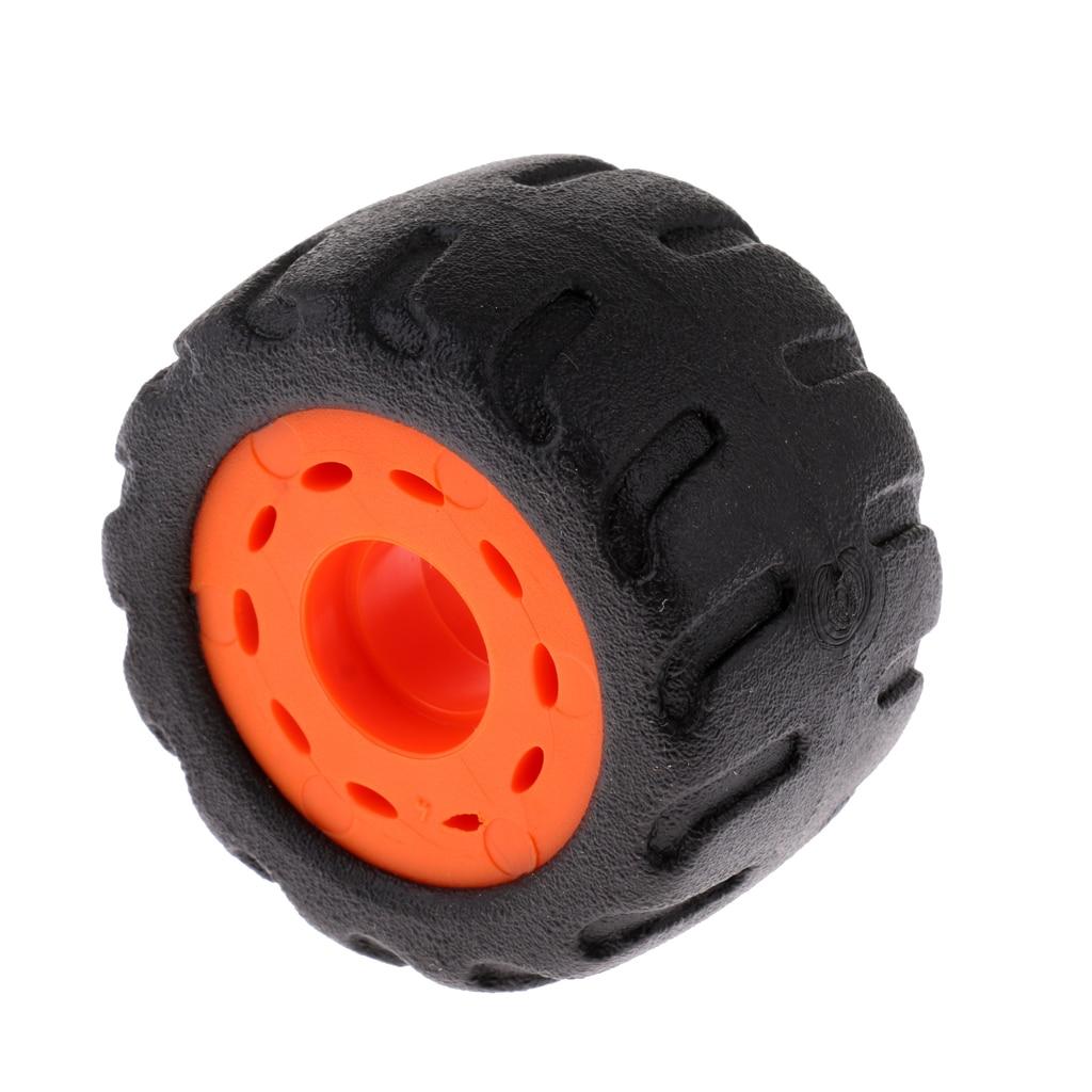 Pro Wearproof PU Rubber Wheel For Longboard/Mountainboard 70x45mm