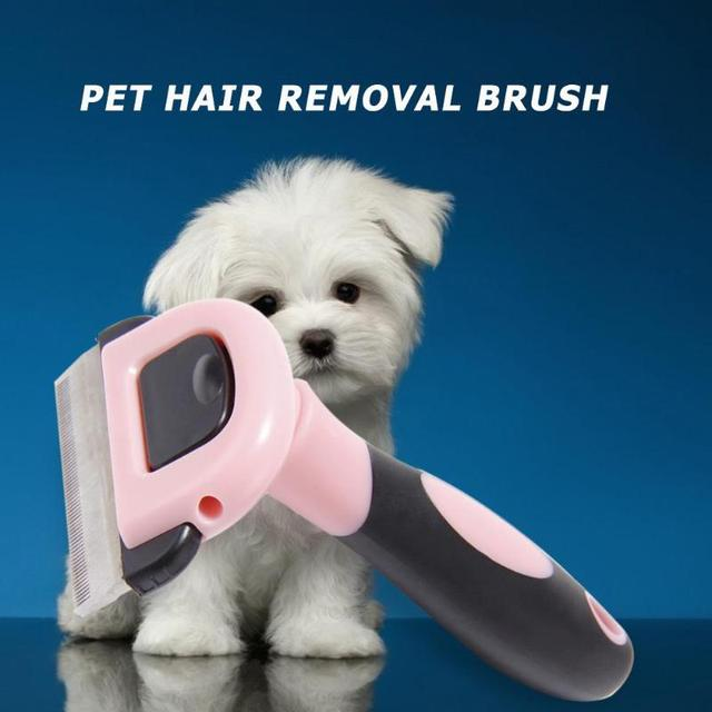 Dog Hair Remover Brush  3