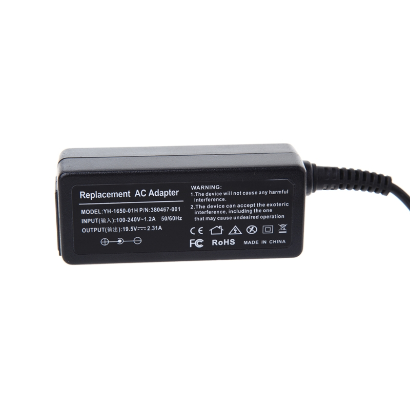 19.5V 2.31A AC Power Supply Charger Adapter Laptop For HP ProBook 400 430 X6HB